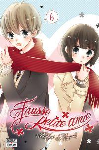 Fausse petite amie T6, manga chez Delcourt Tonkam de Hayashi