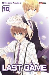 Last game T10, manga chez Panini Comics de Amano