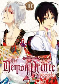 The demon prince & Momochi T10, manga chez Soleil de Shouoto