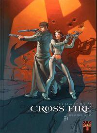 Cross fire T1 : Opération Judas (0), bd chez Soleil de Sala, Chan