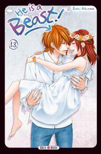 He is a beast  T13, manga chez Soleil de Aikawa