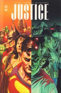 Justice, comics chez Urban Comics de Ross, Krueger, Braithwaite