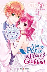Liar prince & fake girlfriend  T5, manga chez Soleil de Miasa