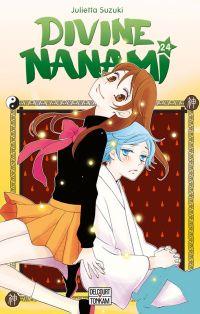 Divine Nanami T24, manga chez Delcourt Tonkam de Suzuki