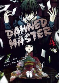 Damned master  T4, manga chez Komikku éditions de Uni, Katayama