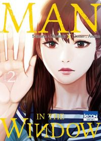 Man in the window T2, manga chez Ki-oon de Masatoki, Anajiro
