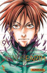 VS Versus Earth T9, manga chez Kurokawa de Ichimoto, Watanabe