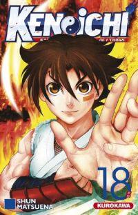 Ken-Ichi T18, manga chez Kurokawa de Matsuena