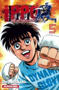 Ippo T5, manga chez Kurokawa de Morikawa