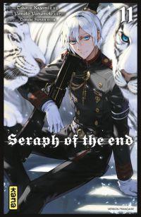 Seraph of the end  T11, manga chez Kana de Kagami, Yamamoto