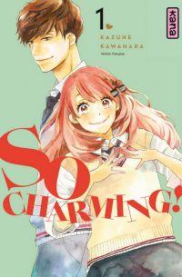 So charming T1, manga chez Kana de Kawahara
