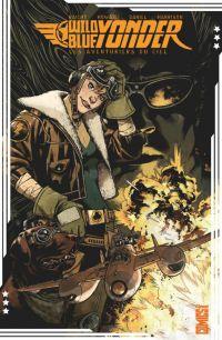 Wild Blue Yonder : Les aventuriers du ciel (0), comics chez Glénat de Raicht, Harrison, Howard, Daniel
