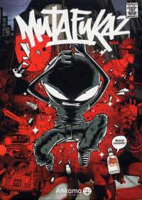 Mutafukaz T1 : Dark Meat City (0), comics chez Ankama de Run