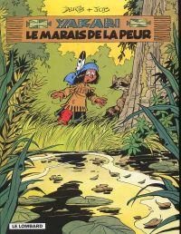 Yakari T33 : Le marais de la peur (0), bd chez Le Lombard de Job, Derib, Dominique