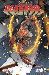Deadpool (vol.3) T8 : Agent X (0), comics chez Panini Comics de Scalera, Dorkin, Way, Simone, Bobillo, Lee, Hotz, Udon Studios, Breitweiser, Chuckry