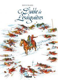 Ce diable de Lesdiguières, bd chez Glénat de Bouchard
