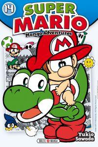 Super Mario T14, manga chez Soleil de Sawada