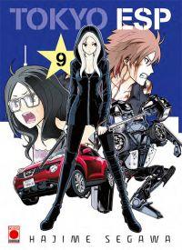 Tokyo ESP T9, manga chez Panini Comics de Segawa