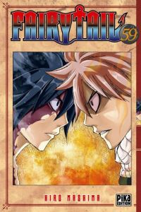 Fairy Tail T59, manga chez Pika de Mashima