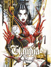 Claudia, Chevalier Vampire T1 : La porte des enfers (0), bd chez Glénat de Mills, Tacito, Ledroit