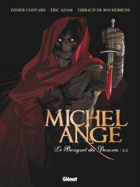Michel-Ange T2 : Le Banquet des Damnés 2 (0), bd chez Glénat de Adam, de Rochebrune
