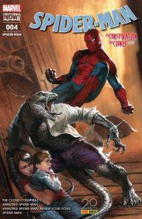 Spider-Man (revue) T4 : La conspiration des clones (4/5) (0), comics chez Panini Comics de Bendis, Conway, Slott, Gage, Camuncoli, Pichelli, Stegman, Cheung, Ponsor, Oback, Keith, Aburtov, Ross