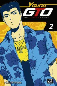 Young GTO  Shonan Junaï Gumi T2, manga chez Pika de Fujisawa