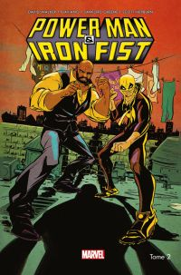 Power Man & Iron Fist T2 : C'est la guerre (0), comics chez Panini Comics de Walker, Hepburn, Flaviano, Greene, Rauch, Loughridge, Milla