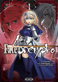 Fate/apocrypha  T1, manga chez Ototo de Higashide, Type-moon, Ishida