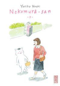 Nekomura-san T9, manga chez Kana de Yoriko