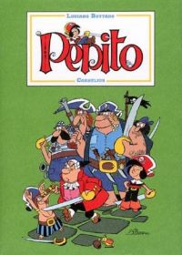 Pépito T2, bd chez Cornelius de Bottaro