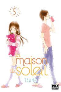 La maison du soleil  T5, manga chez Pika de Taamo