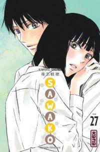 Sawako  T27, manga chez Kana de Shiina