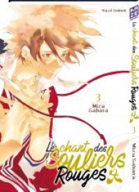Le chant des souliers rouges T3, manga chez Kazé manga de Sahara