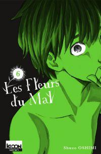Les fleurs du mal  T6, manga chez Ki-oon de Oshimi