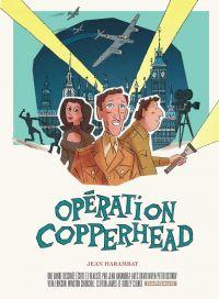 Opération Copperhead, bd chez Dargaud de Harambat, Merlet