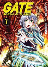 Gate - Au-delà de la porte T7, manga chez Ototo de Yanai, Sao