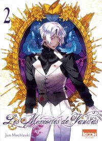 Les mémoires de Vanitas  T2, manga chez Ki-oon de Mochizuki