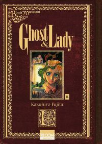 Black Museum T2, manga chez Ki-oon de Fujita