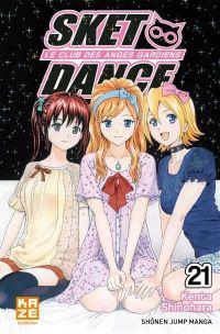 SKET dance - le club des anges gardiens T21, manga chez Kazé manga de Shinohara