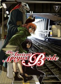 The ancient magus bride  T7, manga chez Komikku éditions de Yamazaki