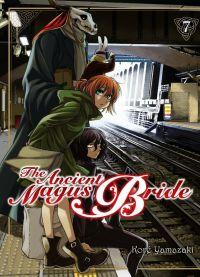 The ancient magus bride  T7, manga chez Komikku éditions de Yamazaki