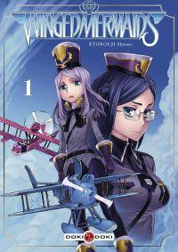 Winged mermaids T1, manga chez Bamboo de Shiono