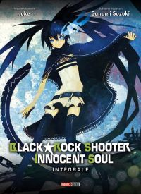 Black rock shooter Innocent Soul, manga chez Panini Comics de Huke, Suzuki