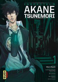 Psycho-pass Inspecteur Akane Tsunemori T1, manga chez Kana de Urobochi, Miyoshi