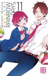 Rainbow days  T11, manga chez Kazé manga de Mizuno