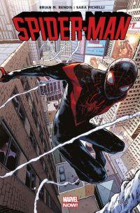 Spider-Man (2016) T1 : Miles Morales (0), comics chez Panini Comics de Bendis, Pichelli, Ponsor