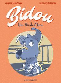 Bidou, une vie de chien, bd chez Vents d'Ouest de Damasceno, Garrocho