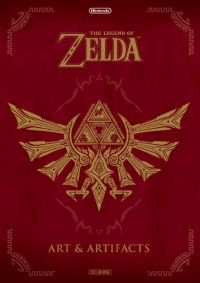 The legend of Zelda - Art & artifacts, manga chez Soleil de Nintendo
