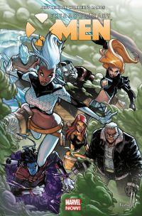 Extraordinary X-Men T1 : Refuge-X (0), comics chez Panini Comics de Lemire, Ramos, Delgado